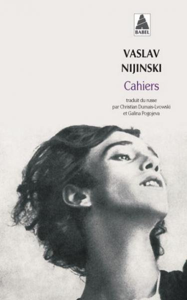 Cahiers - Vaslav Nijinski