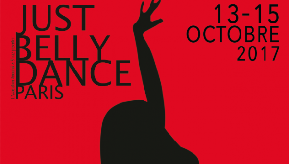 Just Belly Dance paris 2017