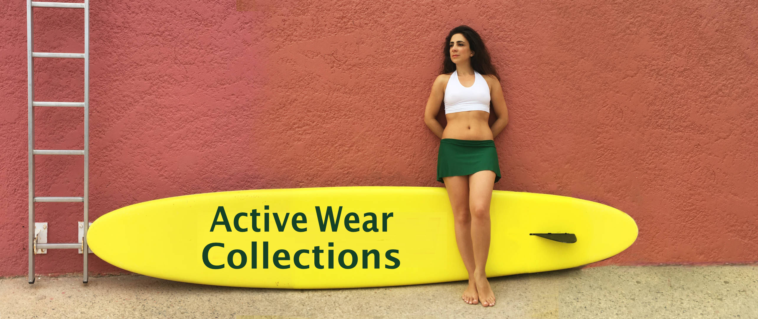 Boutique active wear collections